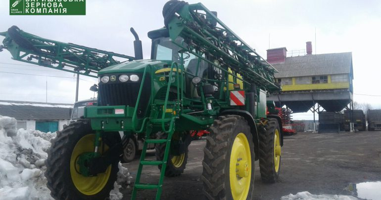 Продовжуємо оновлювати парк сільськогосподарської техніки: напрямки успіху Баришівської зернової компанії